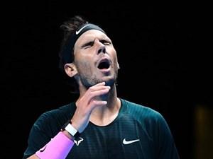 ATP Finals 2020: Novak Djokovic và Rafael Nadal cùng bị loại ở bán kết