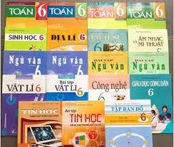 Bao giờ công bố sách lớp 2, lớp 6?