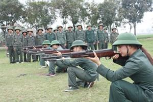 Ban hành chương trình môn giáo dục quốc phòng mới cho trường THPT