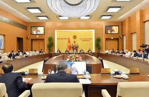 Ủy ban Thường vụ Quốc hội xem xét thành lập TP Thủ Đức thuộc TP HCM