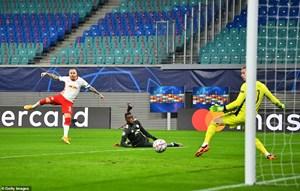 [ẢNH] Cận cảnh RB Leipzig loại M.U khỏi đấu trường Champions League
