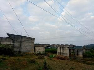 Dự án cầu làng Ngòn 'đắp chiếu'