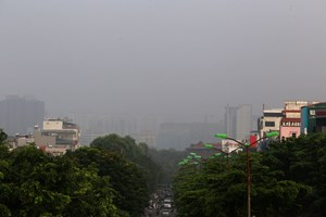 Không lẽ Hà Nội có thêm… 'mùa ô nhiễm'?