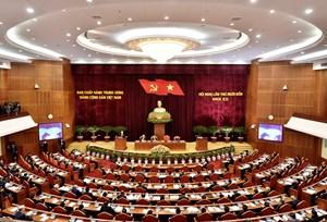 Thông qua nội dung các dự thảo văn kiện để hoàn chỉnh lần cuối trình Đại hội XIII của Đảng
