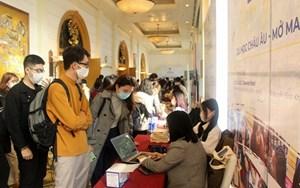 Ngày hội giáo dục châu Âu 2020 tại Việt Nam