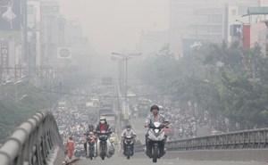 Nhiều nơi ô nhiễm không khí không giảm