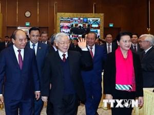 Thủ tướng: '2020 là năm thành công nhất của Việt Nam trong 5 năm qua'