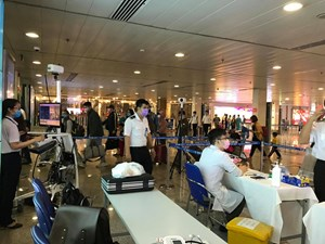 Nam Định: Chuẩn bị cho việc nhập cảnh, cách ly 93 người nước ngoài vào làm việc