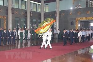 Lời cảm ơn của Ban Lễ tang và gia đình ông Trần Quốc Hương