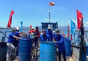 Quảng Nam: Thanh niên hành động vì biển đảo quê hương