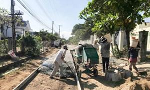 Ninh Thuận: Xã Quảng Sơn phấn đấu đạt chuẩn nông thôn mới