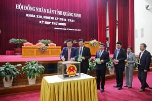 Thủ tướng đồng ý bầu bổ sung Phó Chủ tịch UBND tỉnh Quảng Ninh