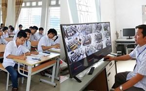Đà Nẵng: Lắp camera thông minh tại 28 trường THPT