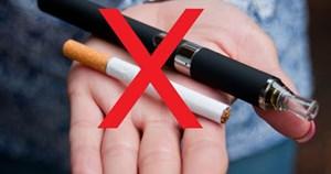 Mạnh tay với thuốc lá điện tử