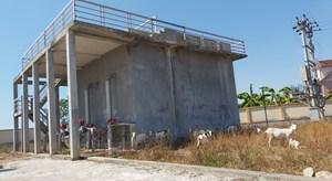 Những nhà máy nước sạch... khát nước