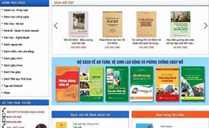 Hội sách trực tuyến quốc gia 2020: 13.000 cuốn sách được đưa tới bạn đọc