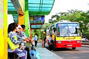 Hà Nội: Khách sử dụng thẻ miễn phí xe buýt tăng 82 lần