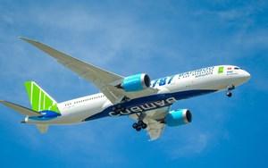 Bamboo Airways khai thác chuyến bay đặc biệt đưa chuyên gia Châu Âu đến Việt Nam