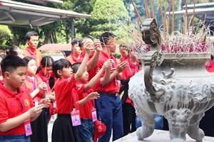 Tháng Bảy ở Ngã ba Đồng Lộc