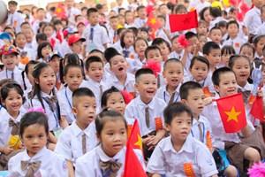 Học sinh tựu trường sớm nhất vào ngày 1/9/2020