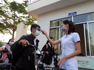 Quảng Nam: Chuẩn bị kỹ cho kỳ thi tốt nghiệp THPT năm 2020