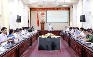 Ninh Bình: Quyết liệt triển khai các biện pháp phòng, chống dịch Covid-19