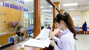 Đã tiếp nhận hơn 171 nghìn giấy đề nghị gia hạn tiền thuế