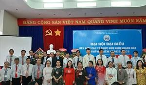 Khánh Hòa: Đại hội Liên hiệp các tổ chức hữu nghị tỉnh lần thứ VII