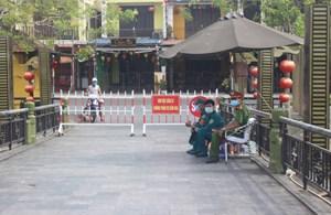 Quảng Nam phong tỏa khu vực hơn 1.400 hộ dân nguy cơ lây nhiễm Covid-19 cao