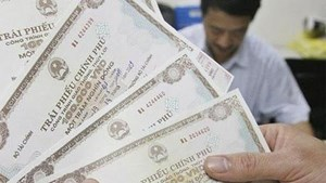 Tổng giá trị niêm yết trái phiếu chính phủ đạt hơn 1,21 triệu tỷ đồng