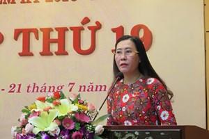 Quảng Ngãi: Thay ông Lê Viết Chữ là nữ Bí thư Tỉnh ủy 46 tuổi