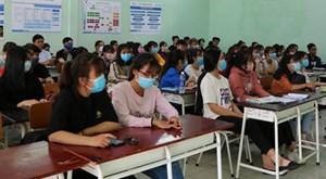Tăng cường phòng, chống dịch Covid-19 cho kỳ thi tốt nghiệp THPT
