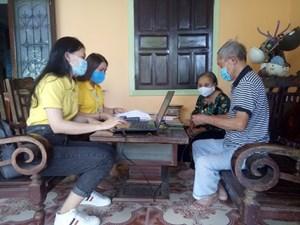 TP HCM trả lương hưu tận tay cho người cao tuổi ở nhà