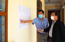 Lâm Đồng: Kiểm tra công tác chuẩn bị thi tốt nghiệp THPT