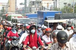 Gỡ điểm nghẽn kết nối Long An và TP Hồ Chí Minh