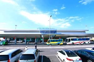Quảng Nam: Đề nghị giảm hoặc tạm dừng các chuyến bay đi và đến sân bay Chu Lai