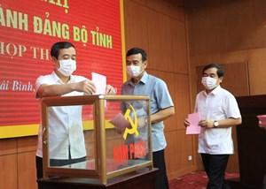 Thái Bình: Giới thiệu Bí thư Tỉnh ủy ứng cử Trung ương khóa mới