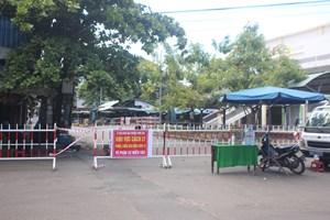 Quảng Nam: Tam Kỳ sẽ xét nghiệm Covid-19 cho tiểu thương
