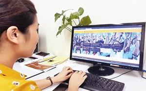 Tỷ lệ đăng ký tuyển sinh trực tuyến lớp 6 tại Hà Nội đạt hơn 80%