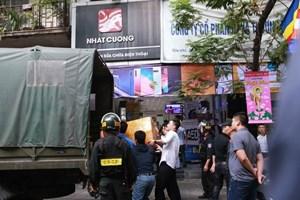 Công ty Nhật Cường vận chuyển hàng lậu về Việt Nam bằng cách nào?