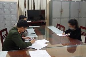 Làm giả giấy tờ tài liệu của cơ quan tổ chức có thể bị truy cứu trách nhiệm hình sự