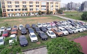 Bắc Ninh: Khởi tố nhóm đối tượng lừa đảo, chiếm đoạt 71 ô tô