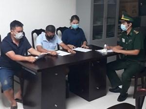 Quảng Trị: Liên tục bắt các nhóm xuất nhập cảnh trái phép vùng biên