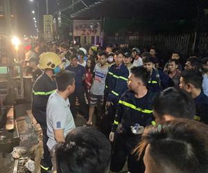 Trắng đêm tìm người phụ nữ rơi xuống cống ở Đồng Nai