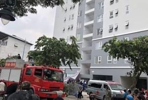Phát hiện một người tử vong dưới hố ga chung cư ở Sài Gòn