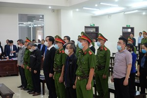 Cựu Phó Tổng giám đốc BIDV Trần Lục Lang lĩnh 8 năm tù