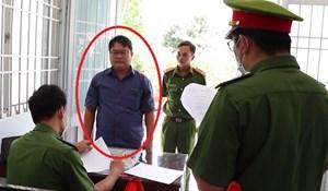 Bắt giam cựu giám đốc ngân hàng TMCP Bưu điện Liên Việt chi nhánh Vĩnh Long