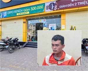 Kẻ đâm gục bảo vệ để trộm điện thoại ở cửa hàng Thế giới di động phải chịu án phạt nào?