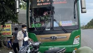 Phú Yên: Phát hiện 8 người Trung Quốc trên xe khách, 1 người bỏ trốn