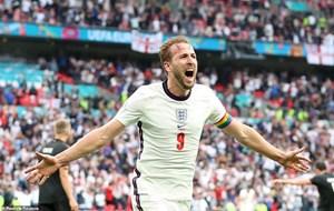 Harry Kane 'khai hỏa', Anh giành chiến thắng lịch sử trước Đức